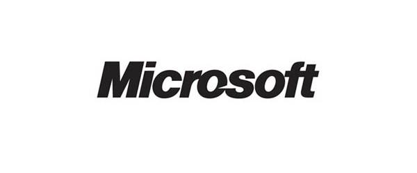 Fonts Used in Logo of Popular Websites-microsoft