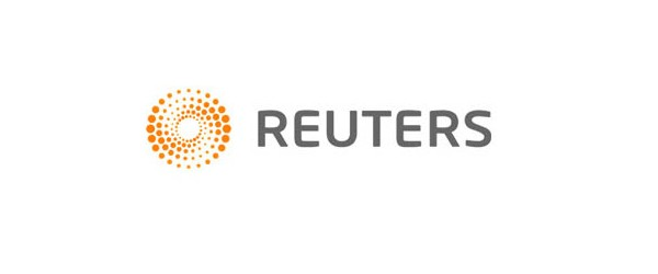 Fonts Used in Logo of Popular Websites-reuters