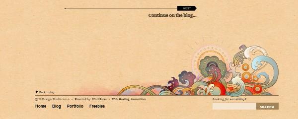 Footers in Modern Web Design-ndesignstudio