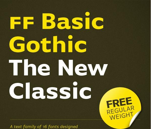 Free Fonts Of 2011-basicgothic