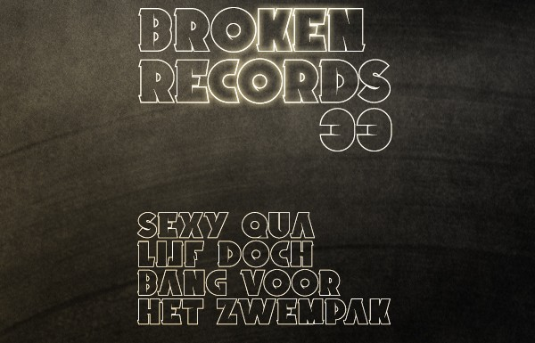 Free Fonts Of 2011-brokenrecords