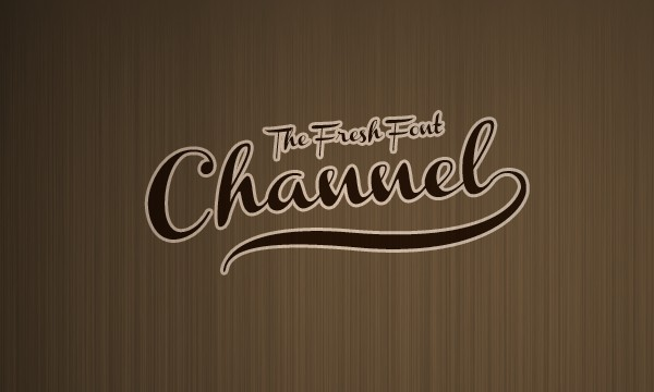 Free Fonts Of 2011-channel