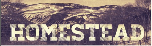 Free Fonts Of 2011-homestead