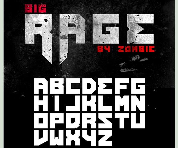 Free Fonts Of 2011-ragrbig