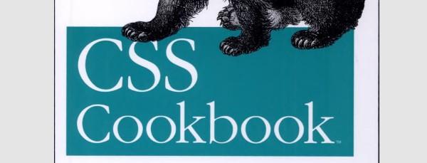 Free e-Books for Developers and Designers-csscookbook