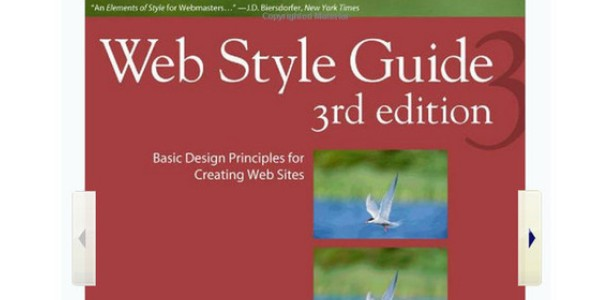 Free e-Books for Developers and Designers-webstyleguide