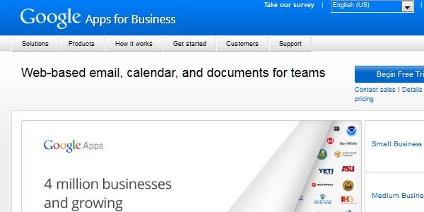 Google Website Tools for Developer-googleappsforbusiness