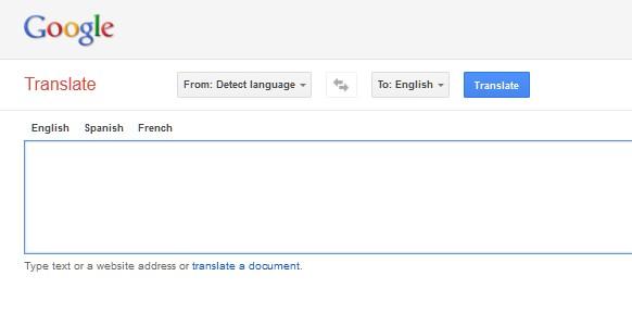 Google Website Tools for Developer-googletranslate