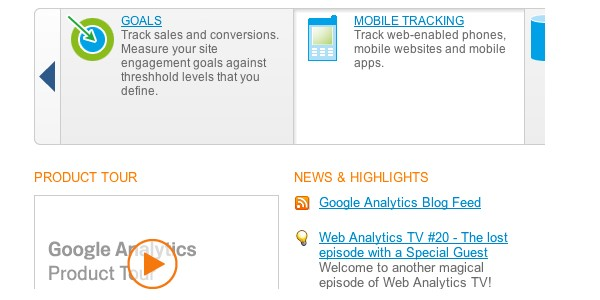 Internet Marketing Tools for every Serious Webmaster-googleanalytics