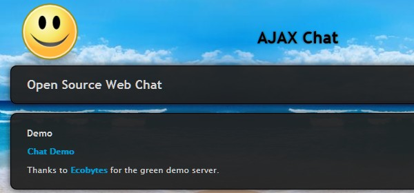 Most Useful Chat Widgets and Chat Client Tools-ajaxchat