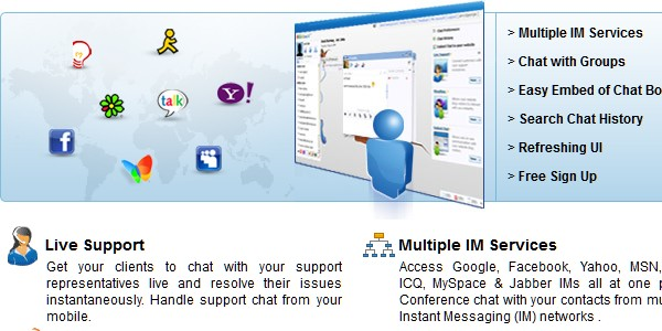 Most Useful Chat Widgets and Chat Client Tools-zohochat