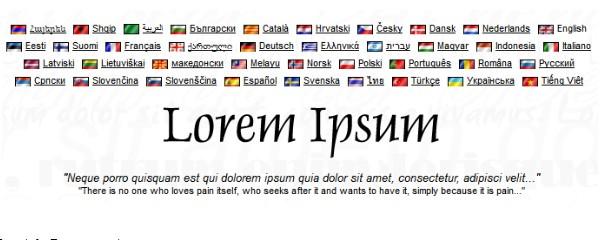 Online Lorem Ipsum Generators-loremipsum