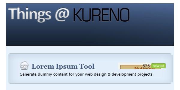 Online Lorem Ipsum Generators-things