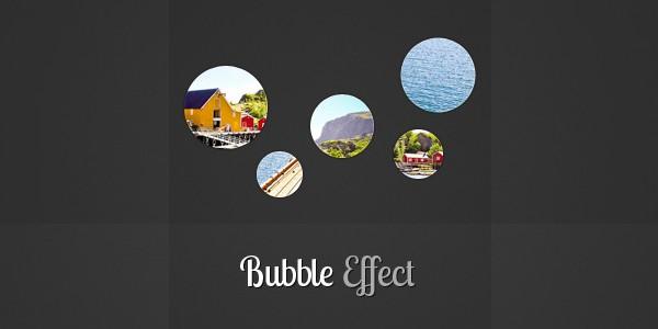 Really Useful JavaScript Tutorials-bubbleeffects