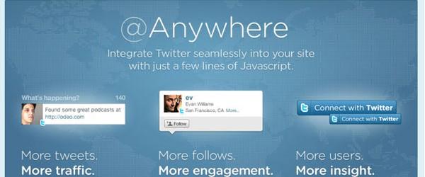 Really Useful JavaScript Tutorials-twitteranywhere