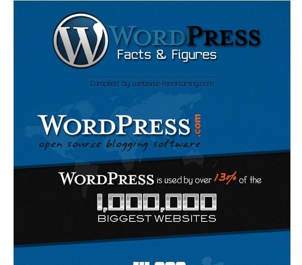 WordPress Infographics-factandfigures
