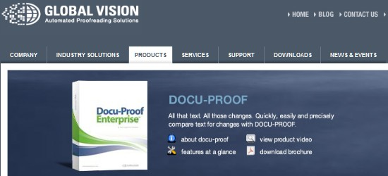 Files and Documents Comparison Tools-docuproof
