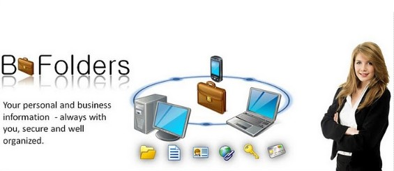 Free Android Productivity Apps of 2012-bfolders