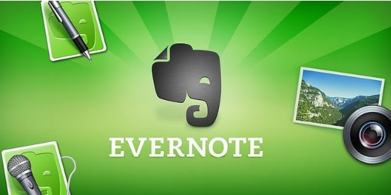 Free Android Productivity Apps of 2012-evernote