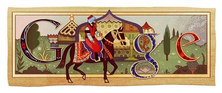 Google Doodles of 2011-thomas eviliyacelebi