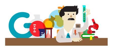 Google Doodles of 2011-thomas hideyonoguchi