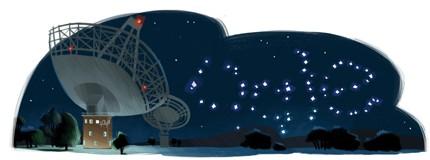 Google Doodles of 2011-thomas parkesobservatory