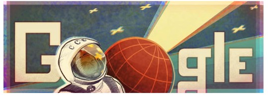 Google Doodles of 2011-thomas space