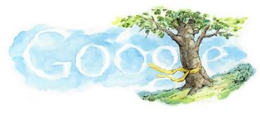 Google Doodles of 2011-thomas veteransday