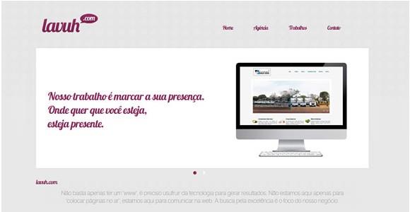 Light & Clean Websites-lavuh