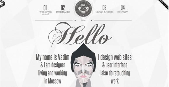 Light & Clean Websites-madebyvadim