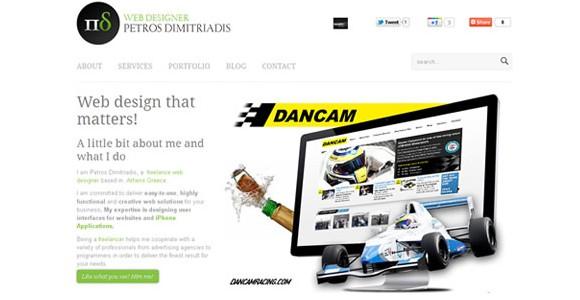 Light & Clean Websites-petrosdimitriads