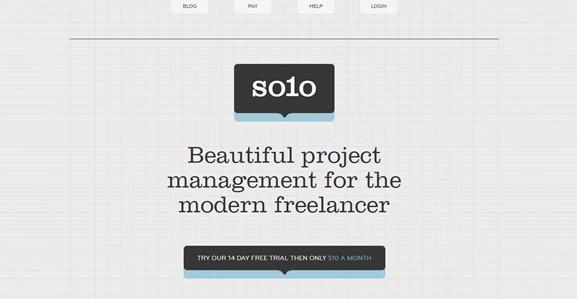 Light & Clean Websites-solo