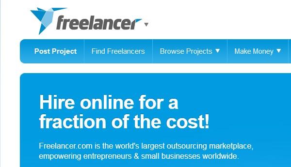 Sites Where Freelancers Can Find Work-freelancer