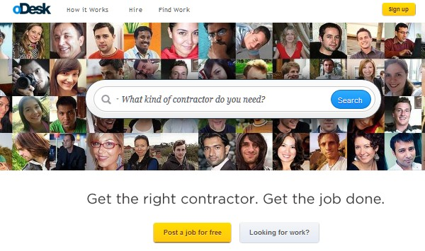 Sites Where Freelancers Can Find Work-odesk