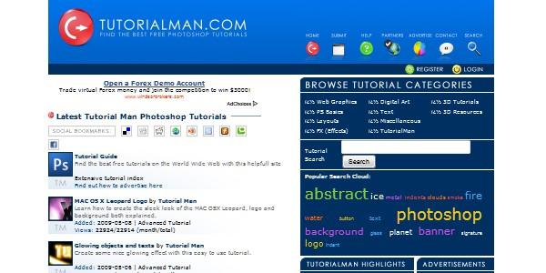 Sites to Submit Your Tutorials-tutorialman