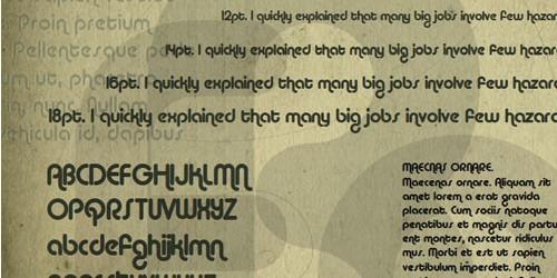 Typography eBooks-typclassification