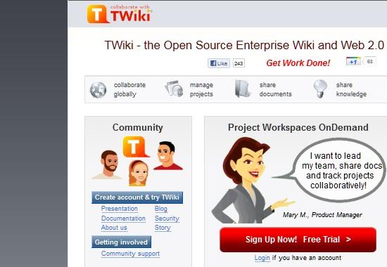 Wiki CMS-twiki