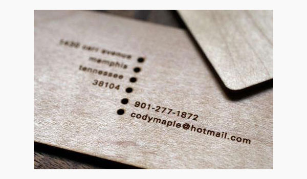 Top 10 awesome business card ideas for creatives and technologists 6 agency card sets colourmoves Images