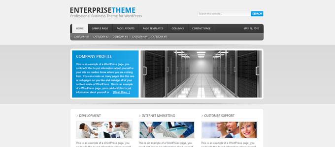 enterprise-theme
