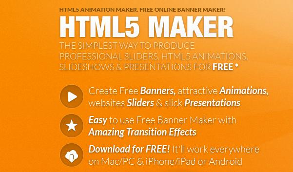 Create HTML5