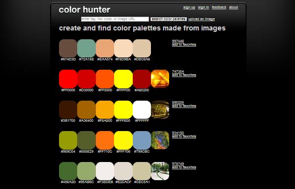colourhunter