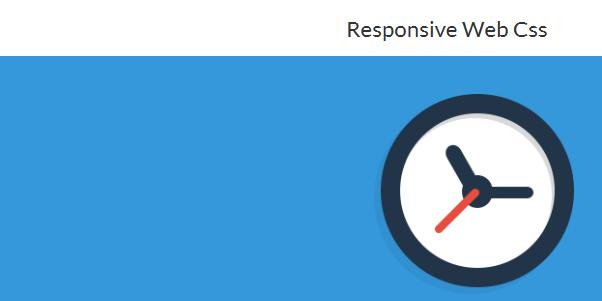 responsive CSS