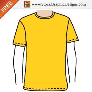Men's blank T shirt