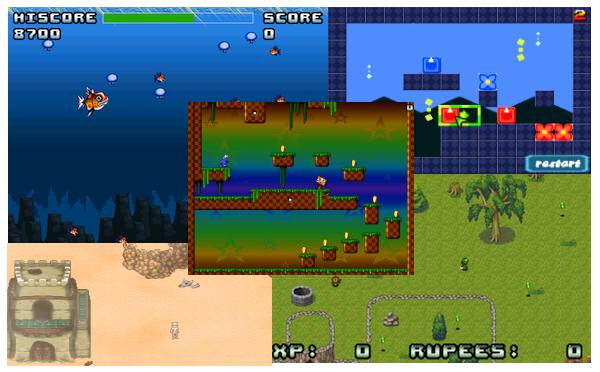 melonjs-game-engine